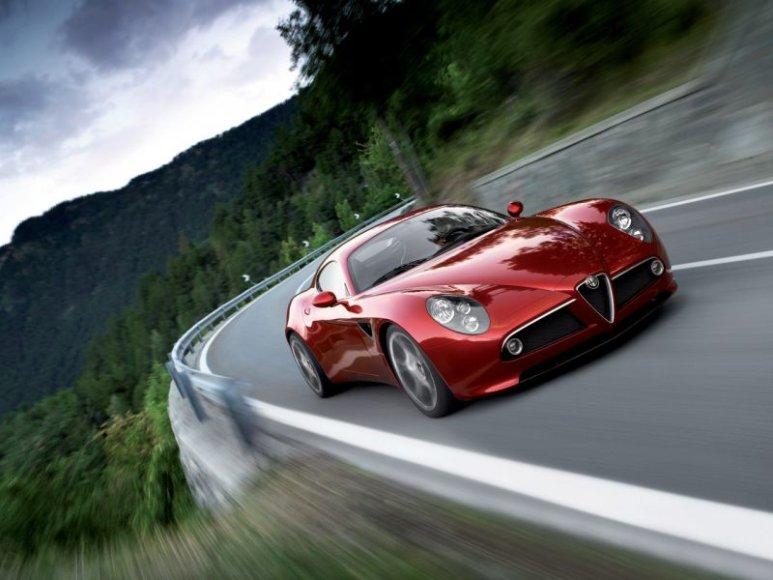 """""""Alfa Romeo 8C Competizione"""""""