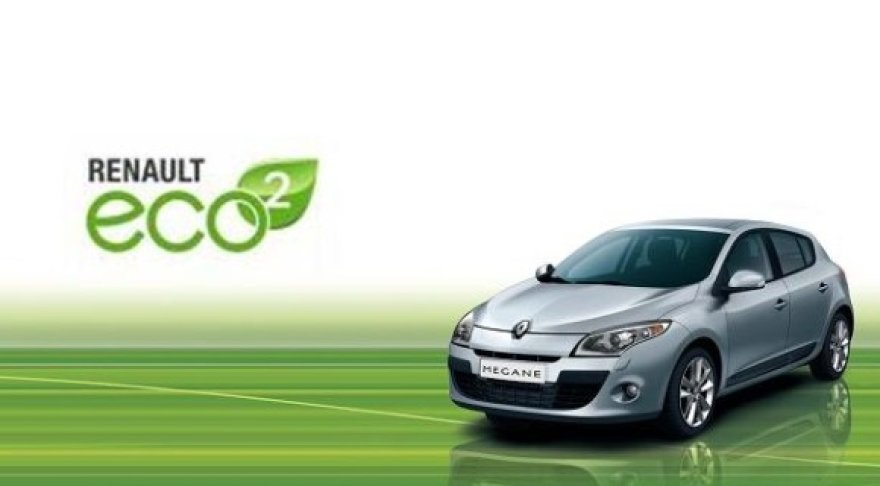 """Renault"" griežtina ""eco2"" standartus"