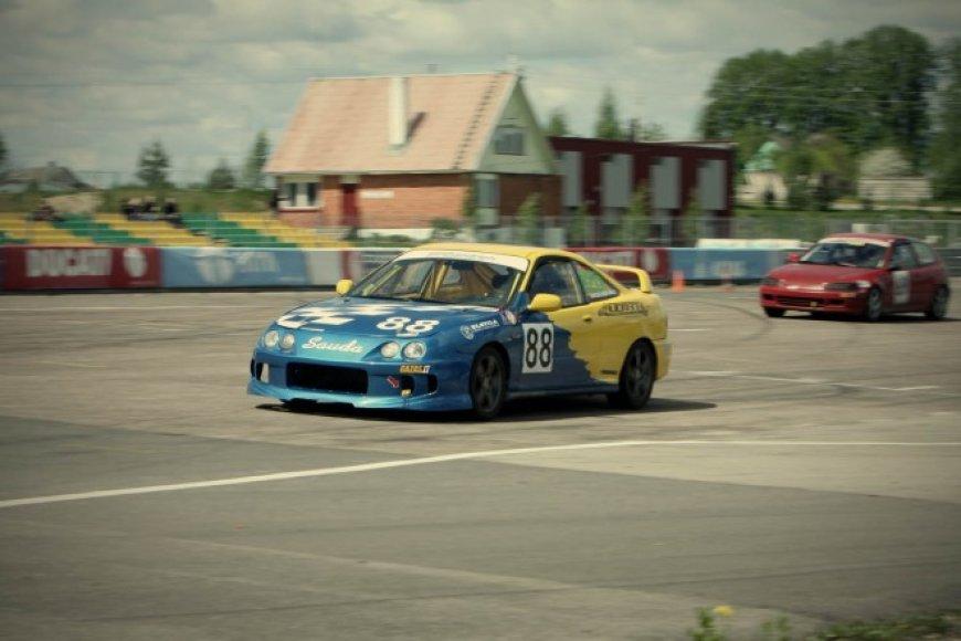 """Fast Lap"" lenktynės"