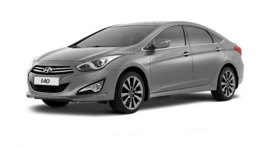 """""""Hyundai i40"""" sedanas"""