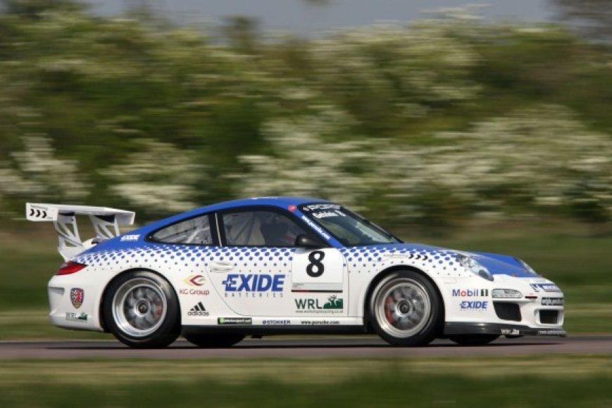 """Jono Gelžinio """"Porsche 911 Carrera GT3"""""""