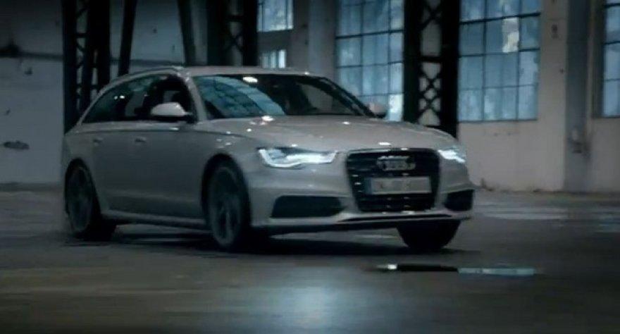"""Audi A6 Avant"" reklama"