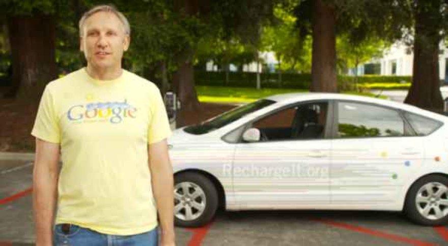 """""""Google"""" renkasi elektromobilius"""