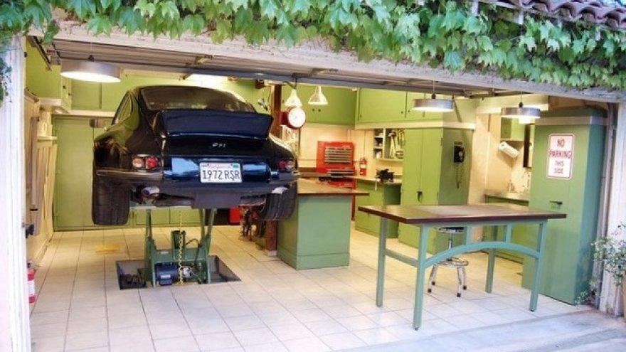 Pasidaryk-pats garažas