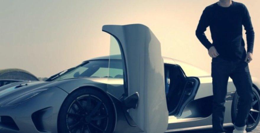 """Koenigsegg Agera"""