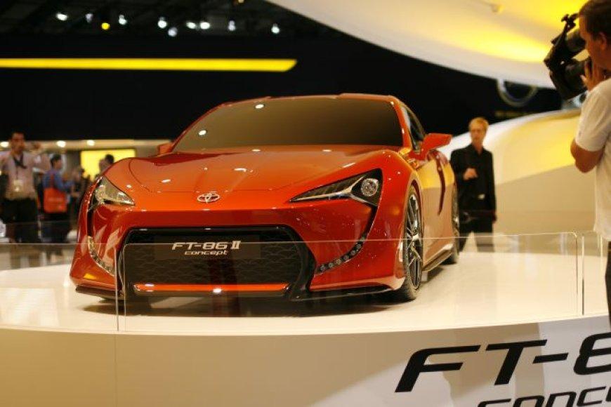 """Toyota FT-86 Concept II"""
