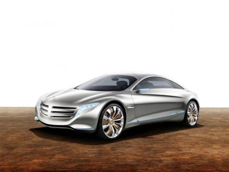 """Mercedes-Benz F125!"" koncepcija"