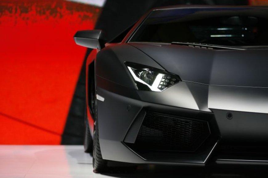 """Lamborghini Aventador"""