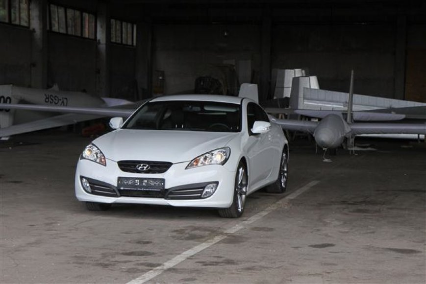 """""""Hyundai Genesis Coupe"""""""
