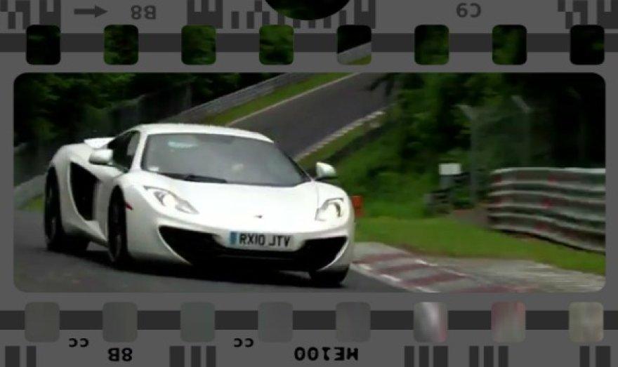 """McLaren MP4-12C"" Niurburgringe"