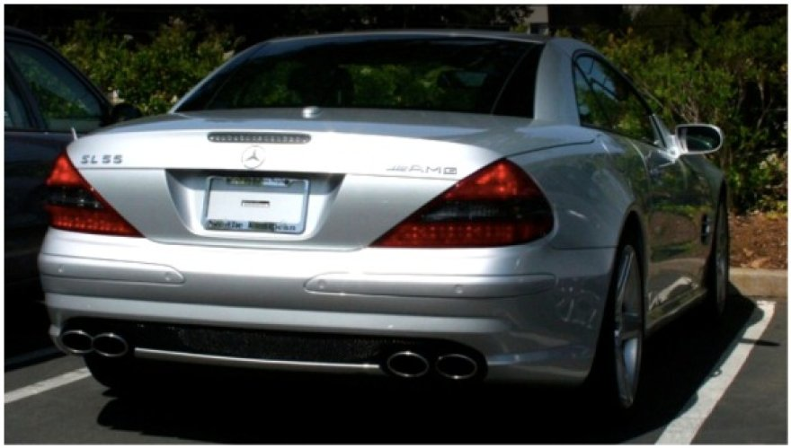"Steve'o Jobso ""Mercedes-Benz SL55 AMG"""