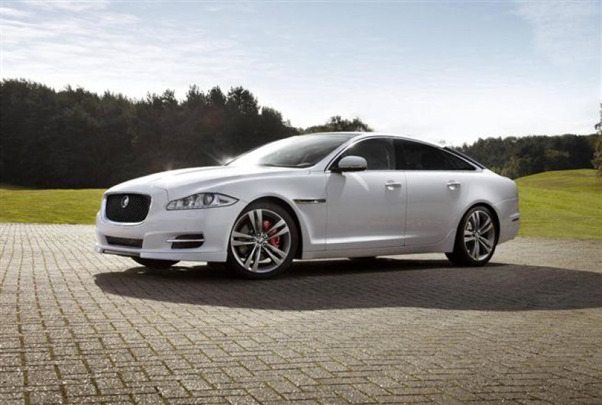 """Jaguar XJ"" su ""Sport"" paketu"