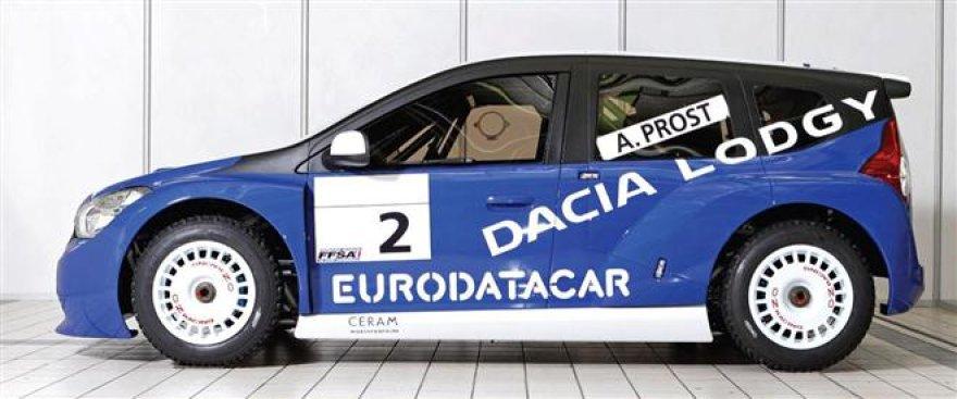 """""""Dacia Lodgy Glace"""""""