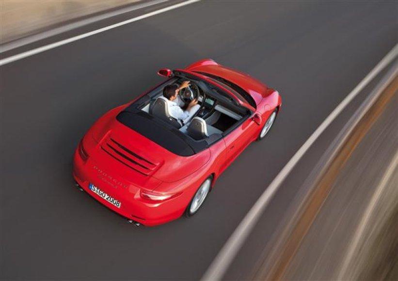 """Porsche 911 Cabriolet"""