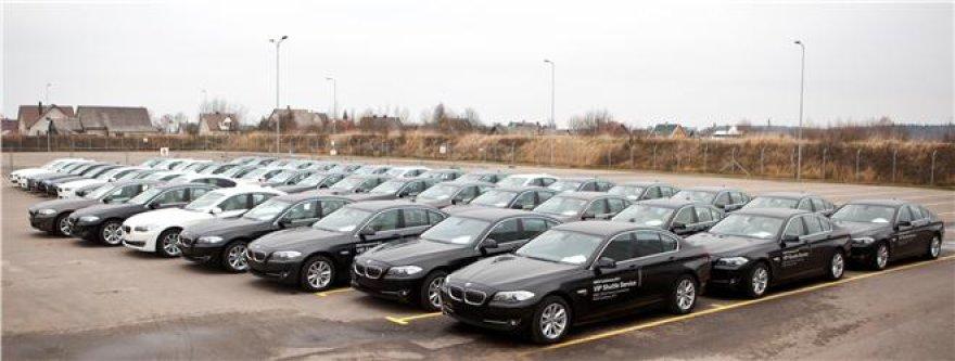 5 serijos BMW ESBO vadovams