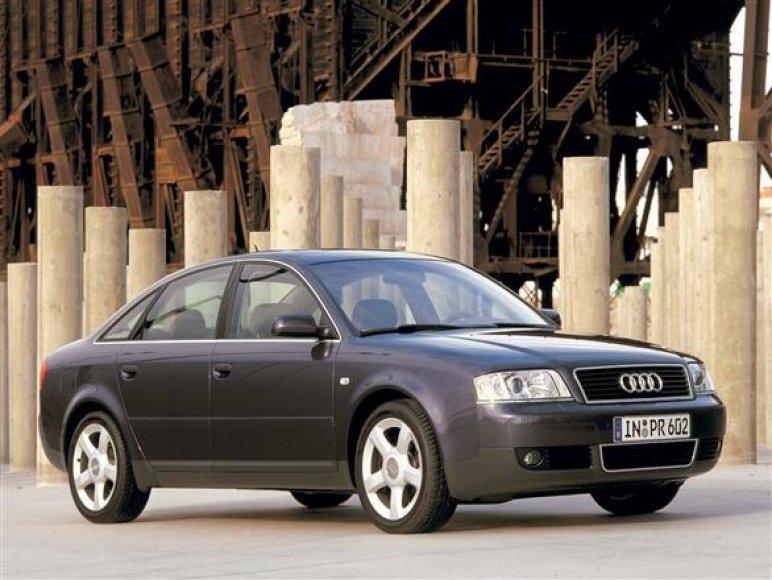 """2001 m. """"Audi A6"""""""