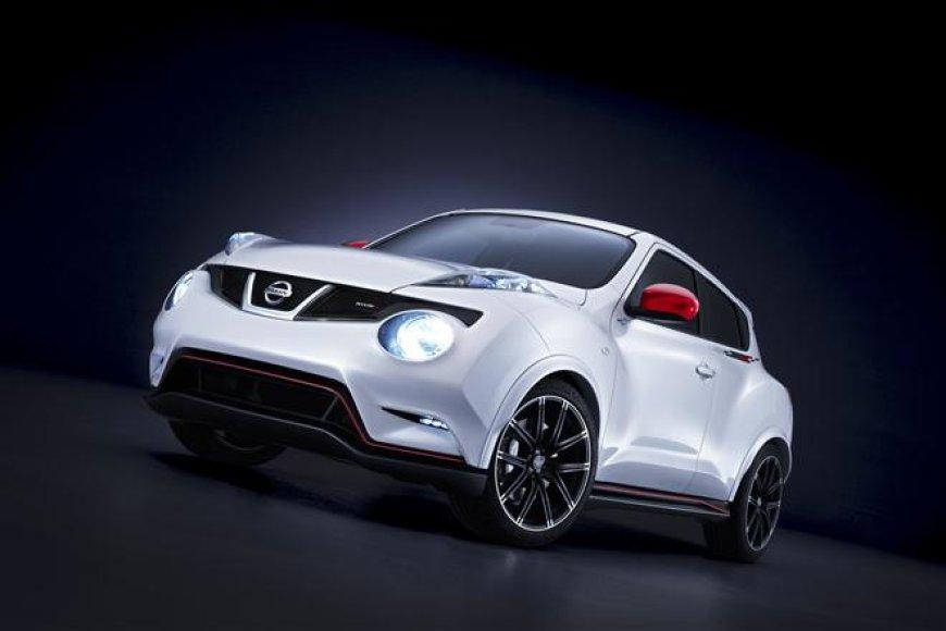 """Nissan Juke Nismo"""