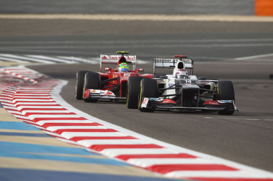 """Formulės-1"" Bahreino GP lenktynės"
