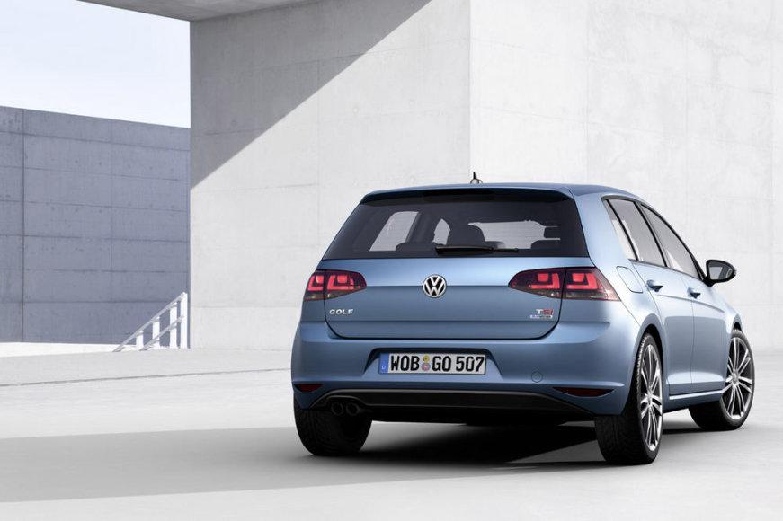 "Septintos kartos ""Volkswagen Golf"""