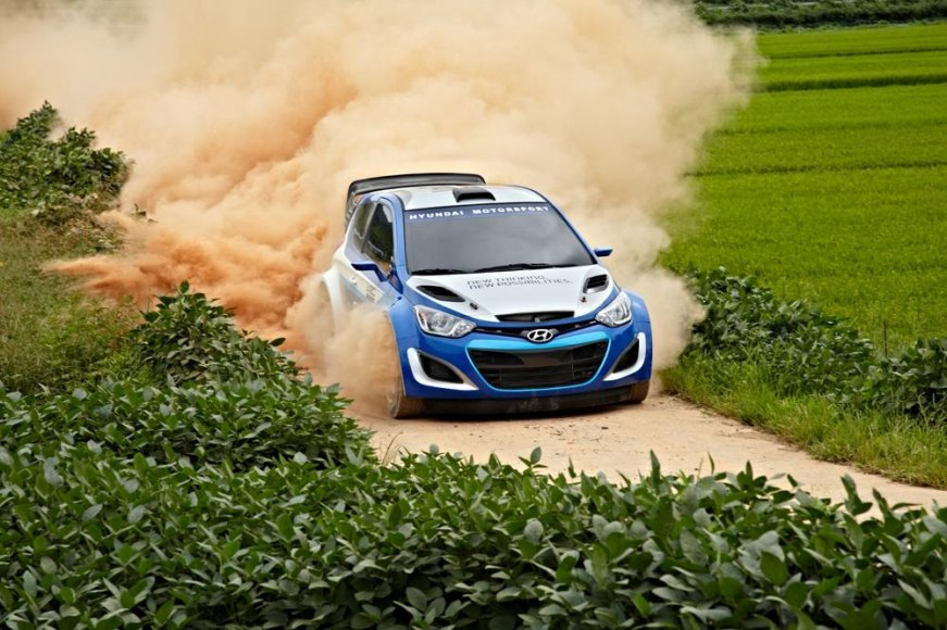 """""""Hyundai i20 WRC"""""""