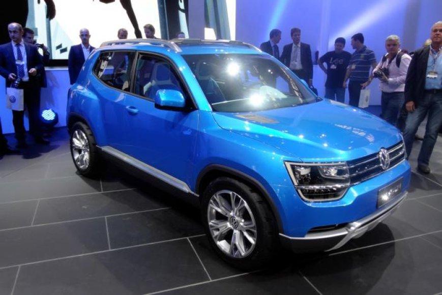 """Volkswagen Taigun"" koncepcija"