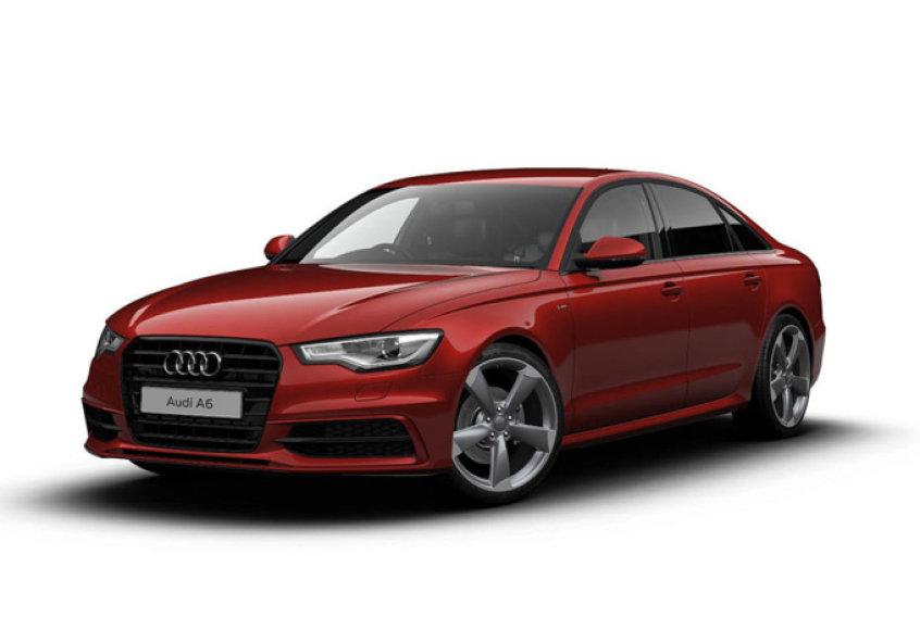 """Audi A6 Black Edition"""