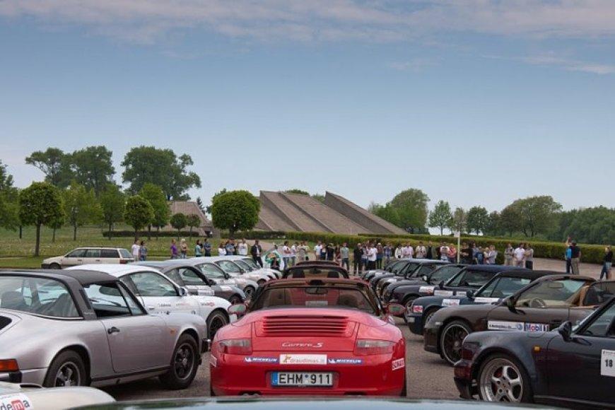 """Porsche Club Lithuania"" sezono atidarymas"