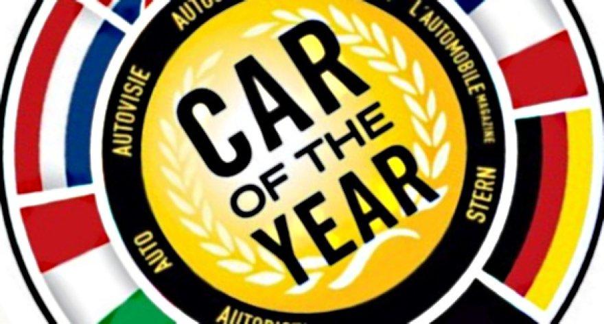 Europos metų automobilis