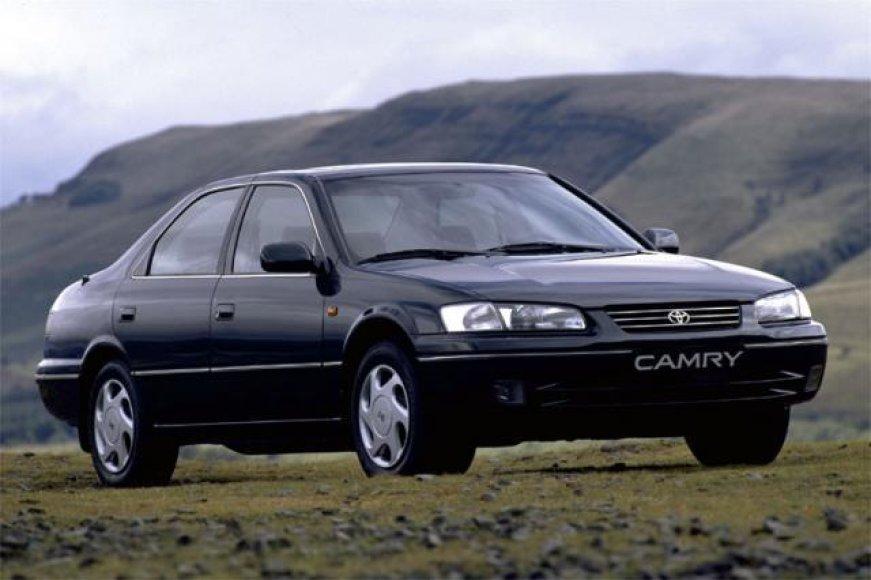 """Toyota Camry"""