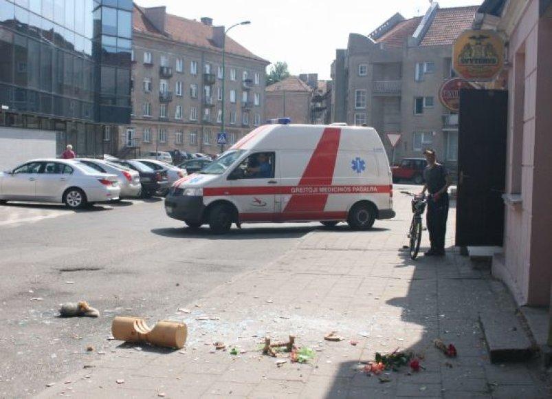 Butinis konfliktas Klaipėdoje