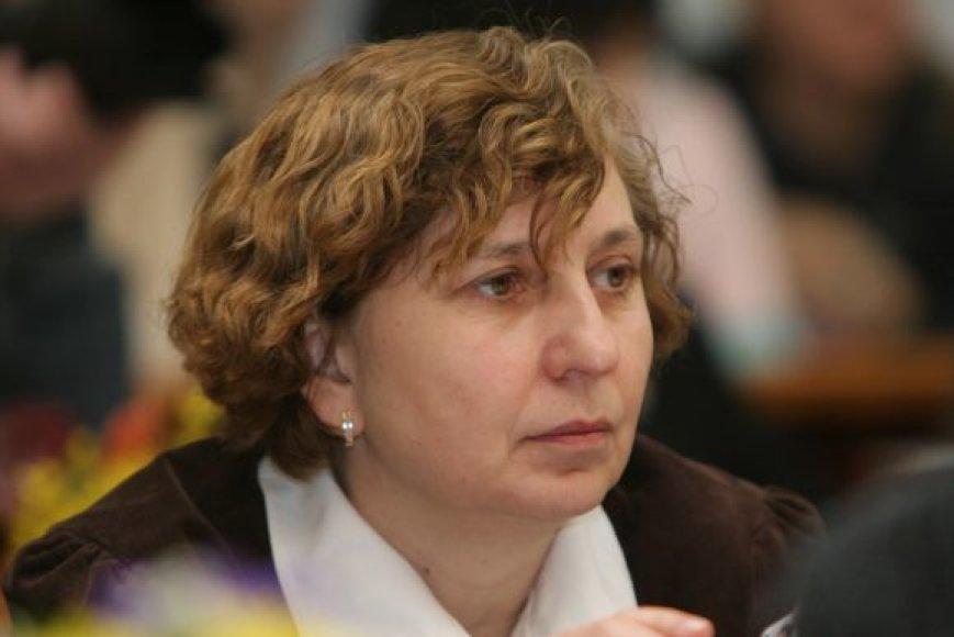 Judita Simonavičiūtė.