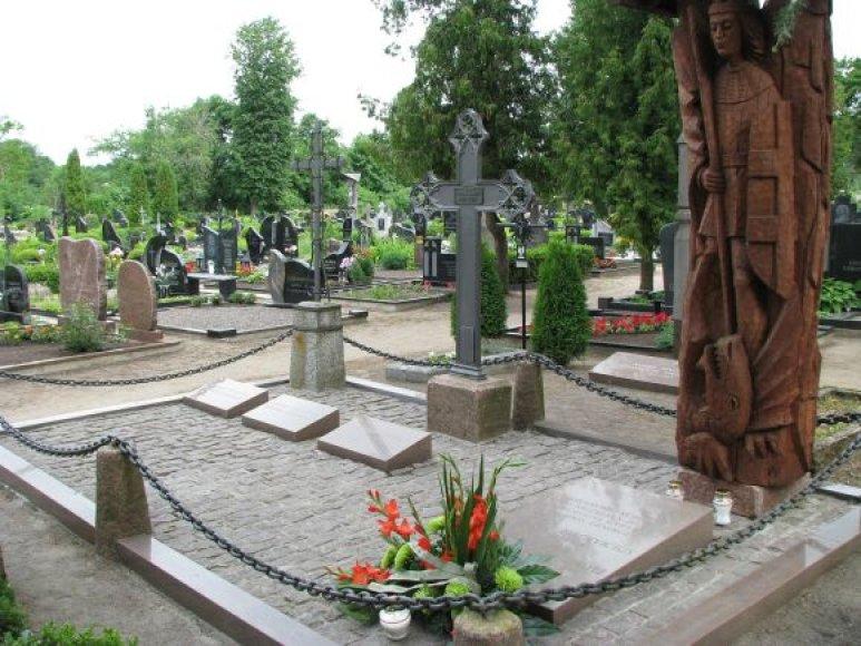 Pagerbtas generolo V.Nagevičiaus atminimas.