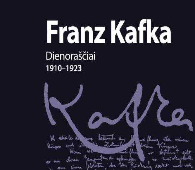 Lietuviškai išleisti Franzo Kafkos dienoraščiai.
