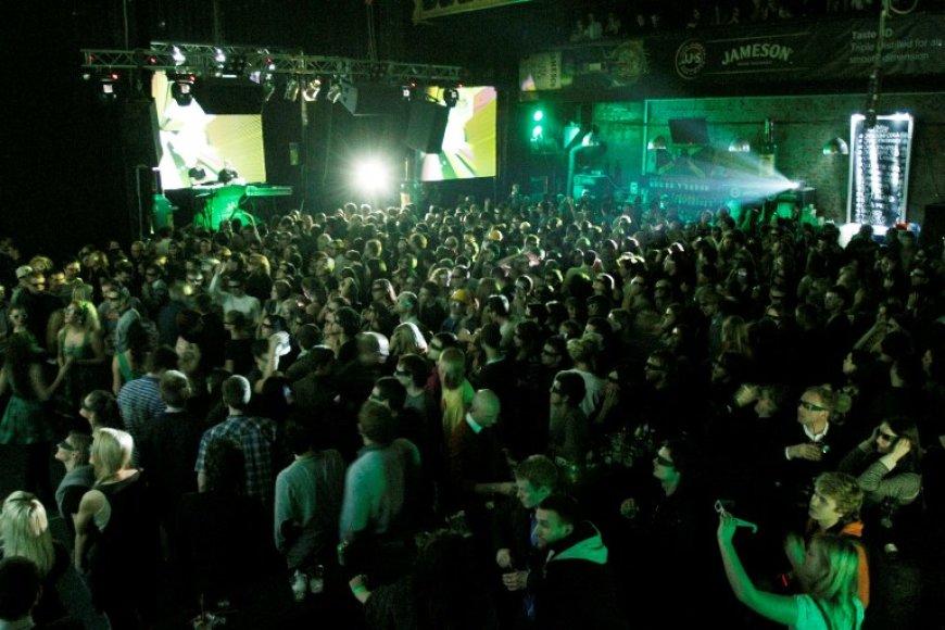"""""""Jameson 3D party"""""""