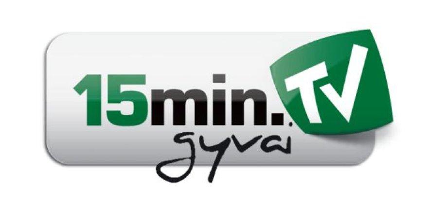 15min.tv gyvai LOGO