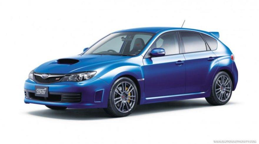 """""""Subaru Impreza WRX STI Spec C"""" – paruoštas raliui"""
