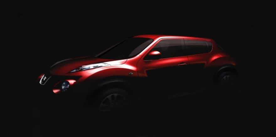 """""""Nissan Juke"""" – sukryžmintas mažylis"""
