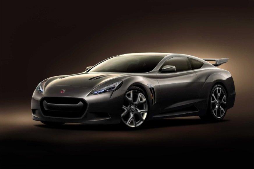 """Kitas """"Nissan GT-R"""" gali būti hibridas"""