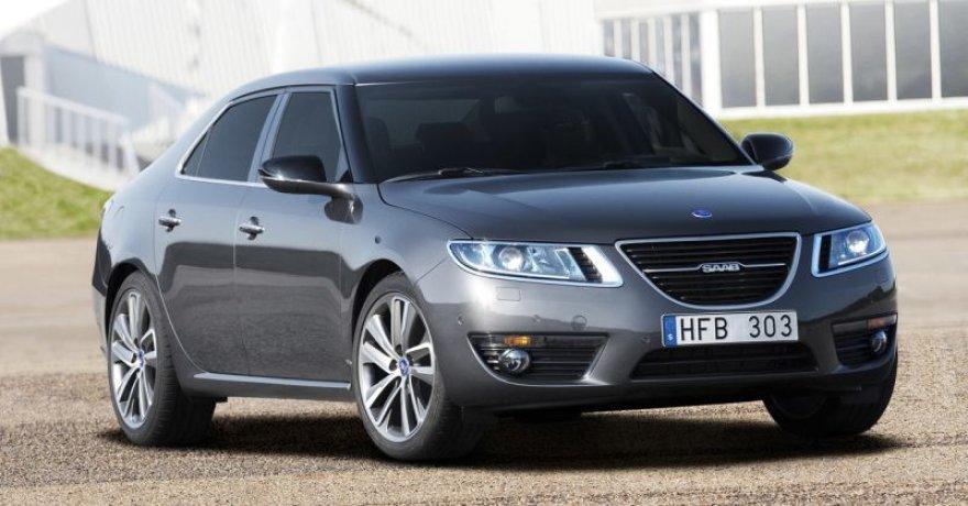 """Spyker"" nepraranda vilties įsigyti ""Saab"""
