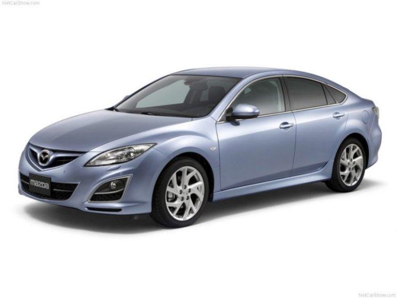 """Atnaujintas """"Mazda 6"""" – jau balandį"""