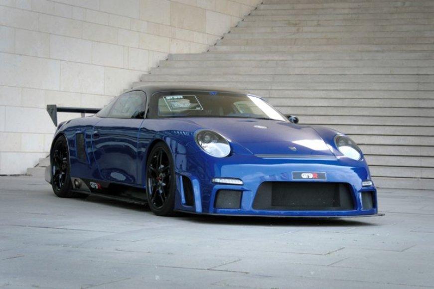 """""""9ff GT9-R"""" – ko gero, greičiausias serijinis automobilis pasaulyje"""