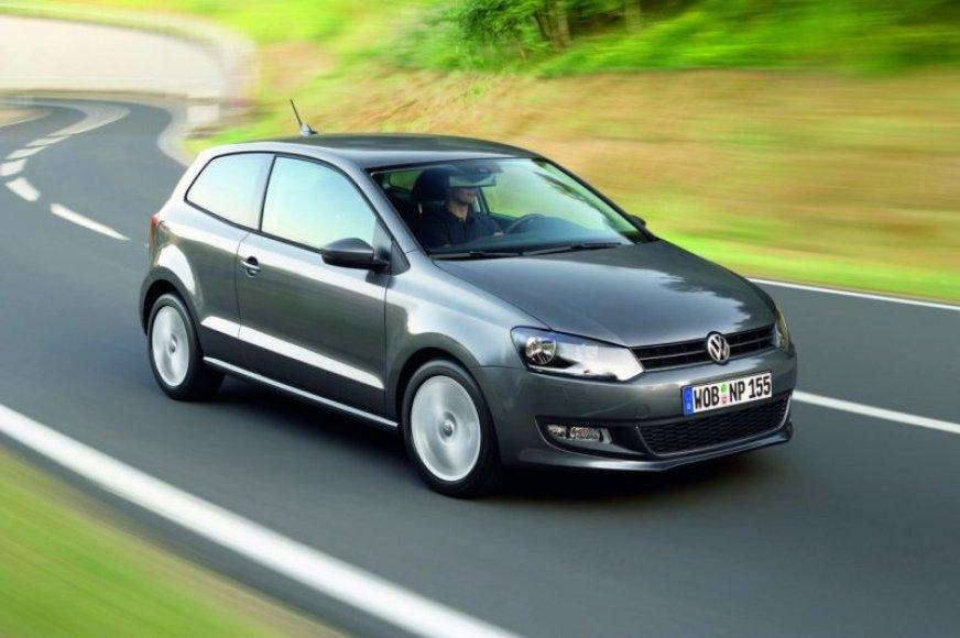 """Triduris """"Volkswagen Polo"""" – praktiškas pasirinkimas"""