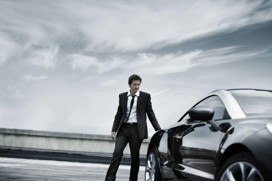 """""""Peugeot RCZ"""" – pirmosios užuominos"""