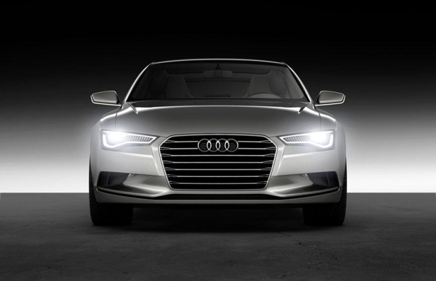 """Nauji """"Audi"""" modeliai šiemet"""