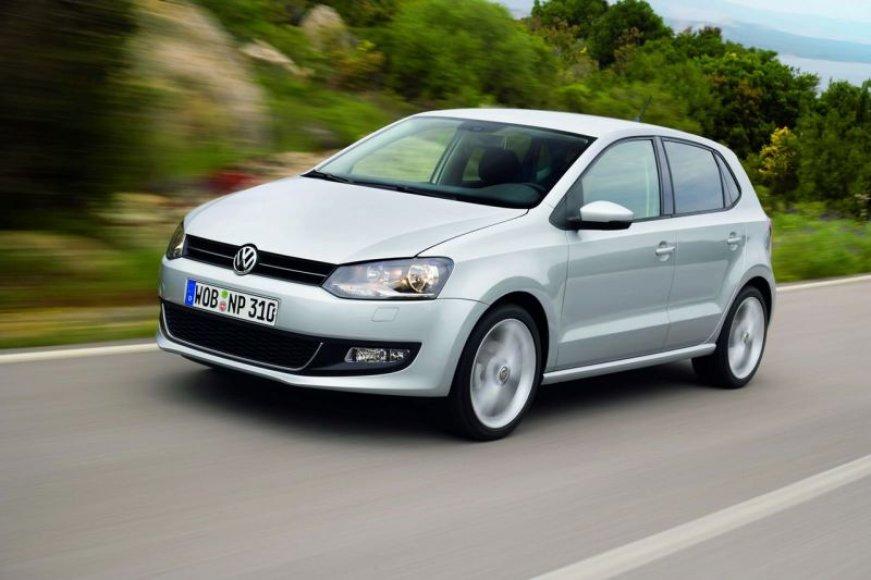 """Naujasis """"Volkswagen Polo"""" – simpatiškas ir tausojantis aplinką"""