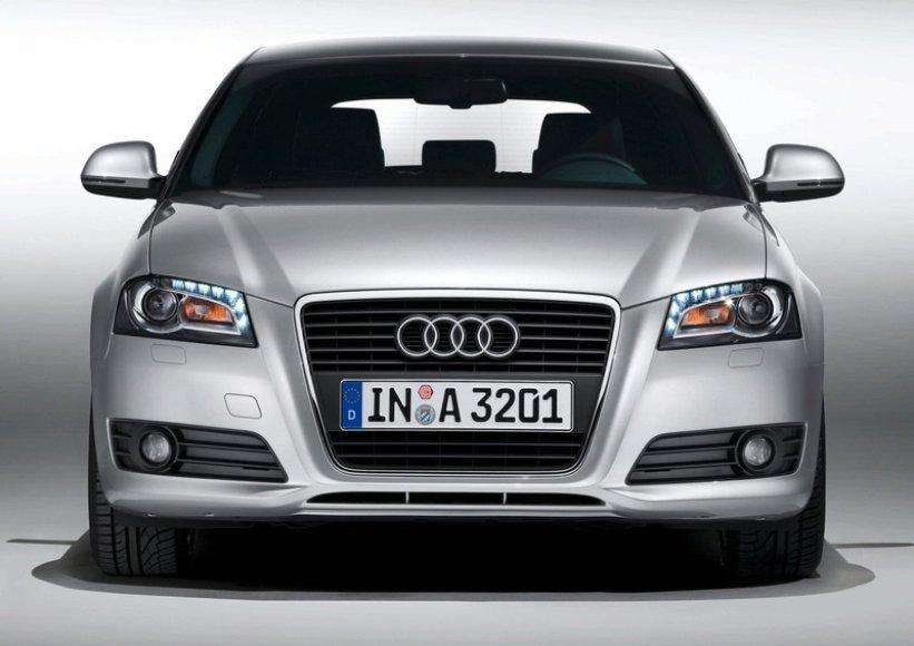"""Naujasis """"Audi A3"""" – ir sedano kėbulu?"""
