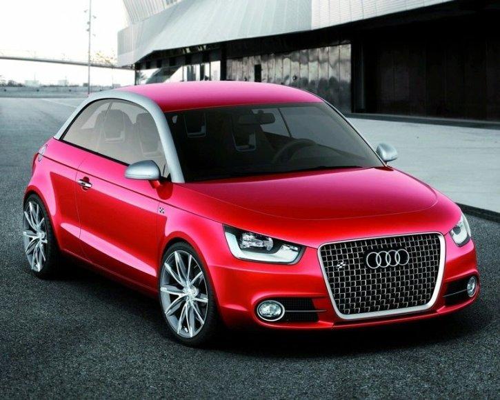 """""""Audi S1"""" turėtų pasirodyti 2011 metais"""