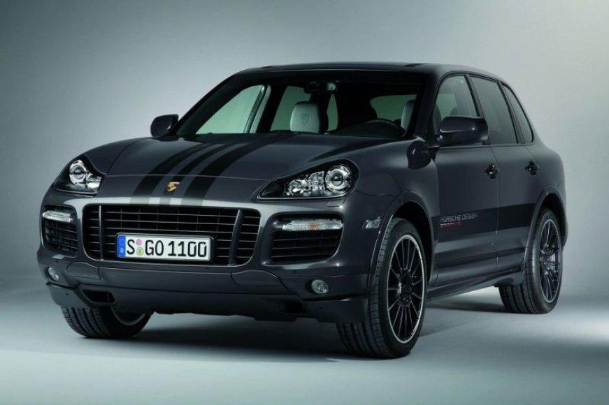 """Porsche Cayenne GTS Design Edition 3"" sukurtas norintiems išsiskirti"