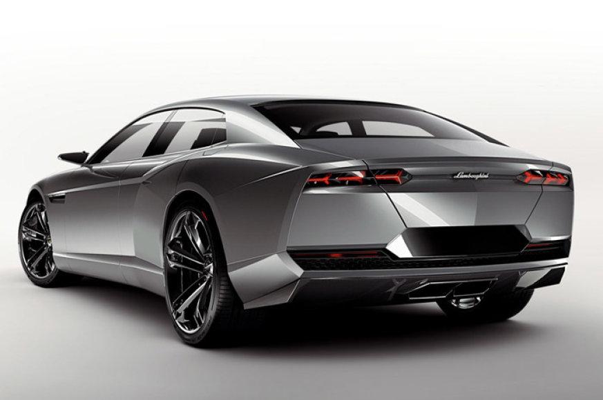 """""""Lamborghini Estoque"""" – keturduris kupė"""