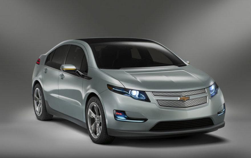 """""""Chevrolet Volt"""" – panašu į revoliuciją"""